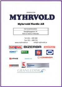 Myhrvold Nordic AB |